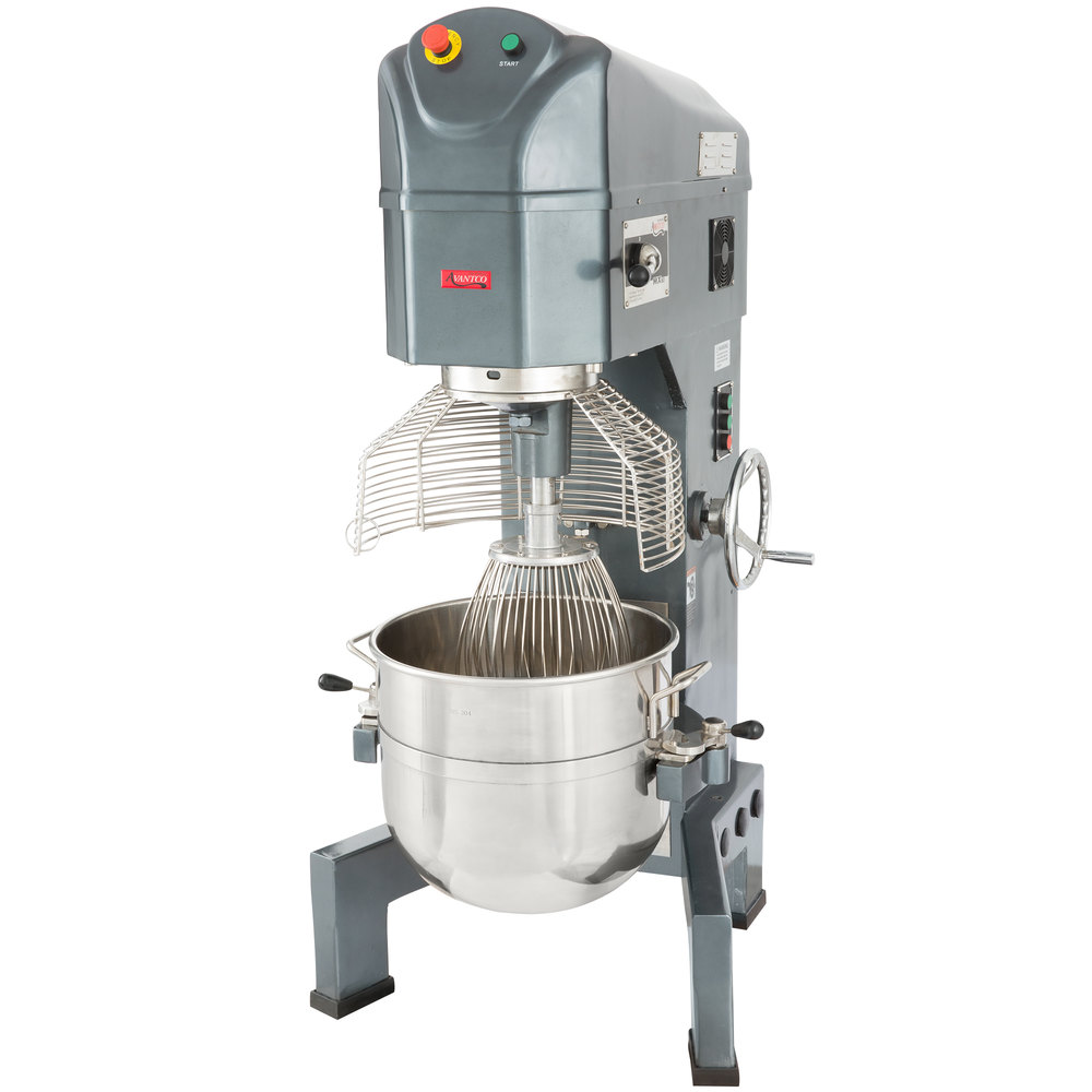 Mixer with an electric bowl lift