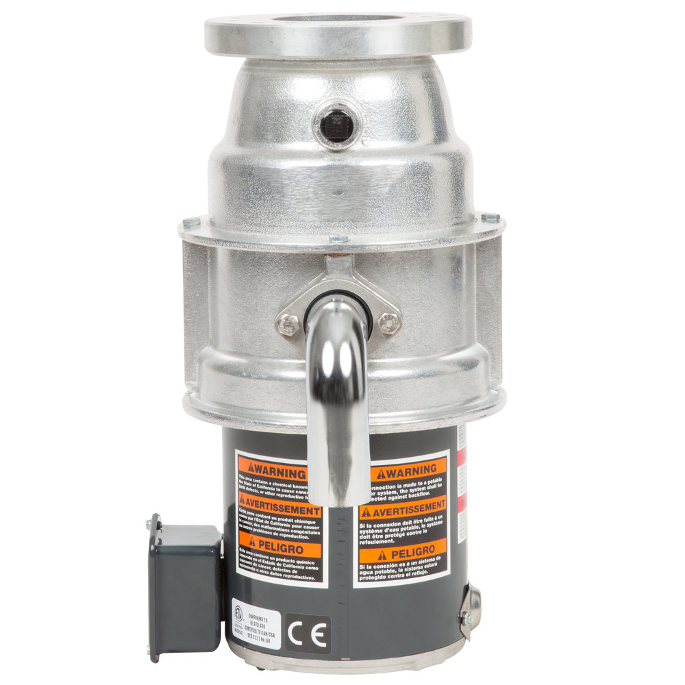 835805 hobart fd4 75 1 commercial garbage disposer with short upper hobart waste disposal wiring diagram at nearapp.co