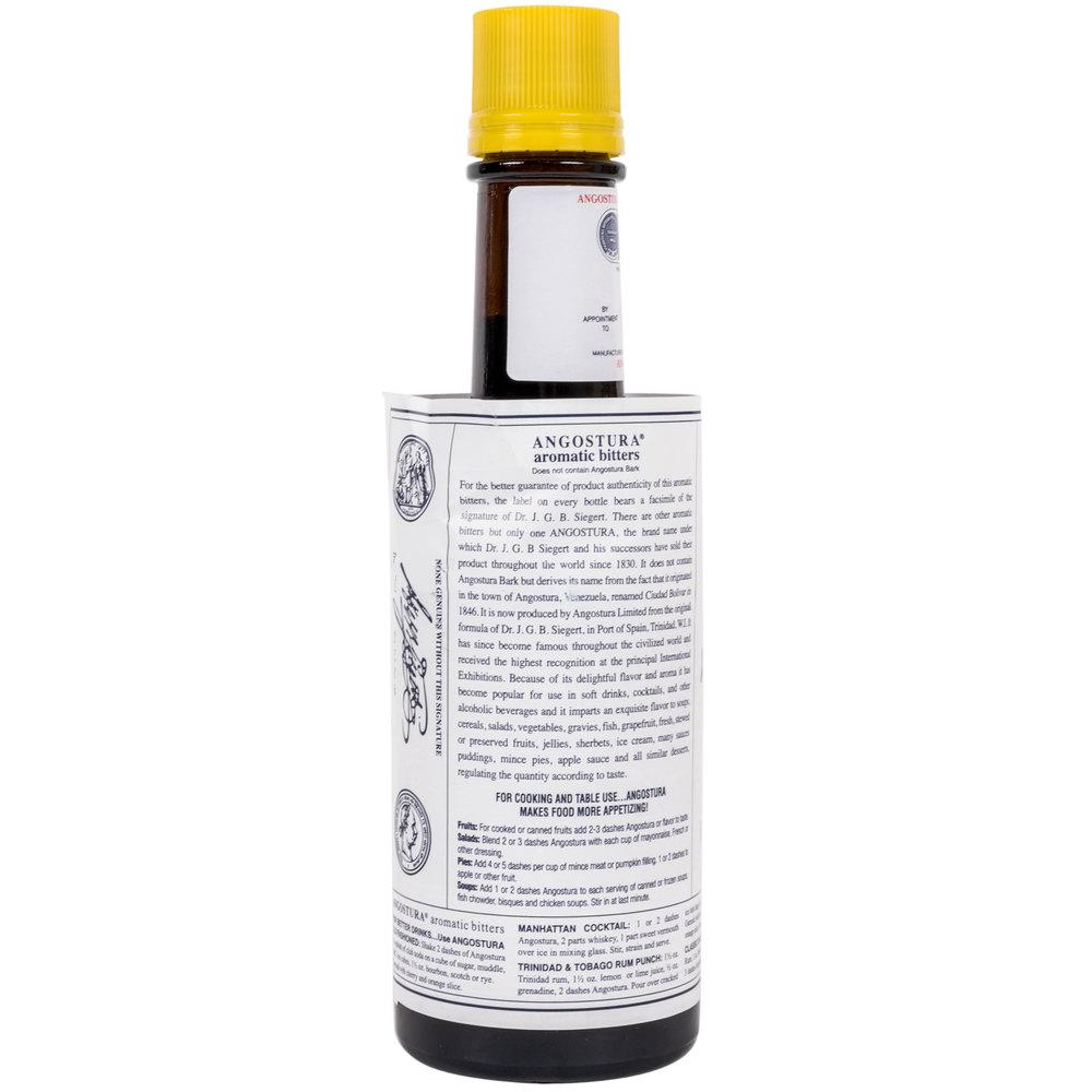 Angostura Bitters - 6.7 oz. Bottle