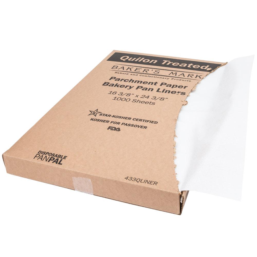 Paper Cake Pan Liners