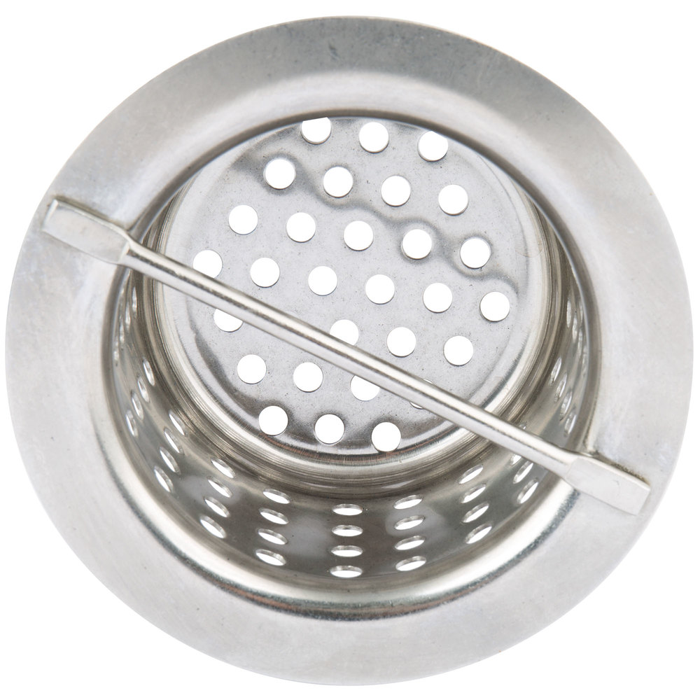 Advance Tabco Ft 2 Floor Trough Drain Strainer Basket