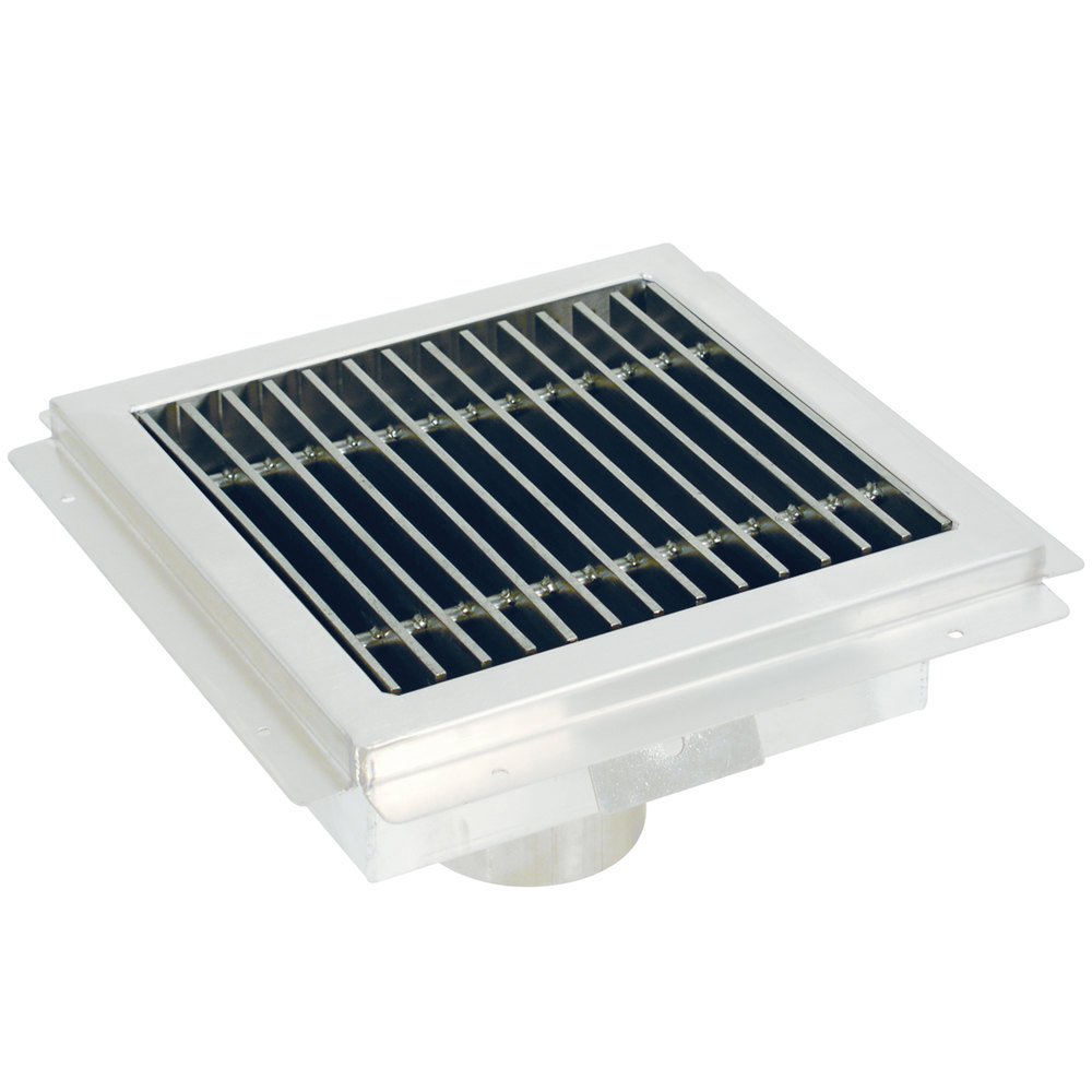 Advance Tabco FD 1 Stainless Steel Floor Drain Grate