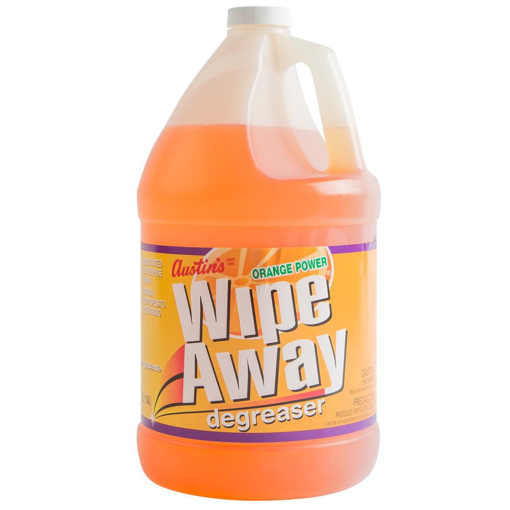 Ordinaire James Austinu0027s Wipe Away Orange Multi Purpose Degreaser   1 Gallon
