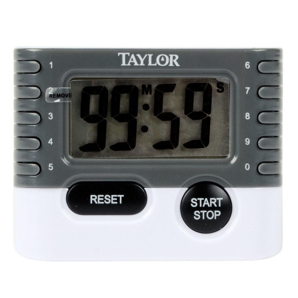 Taylor 5829 10 Key Digital Timer