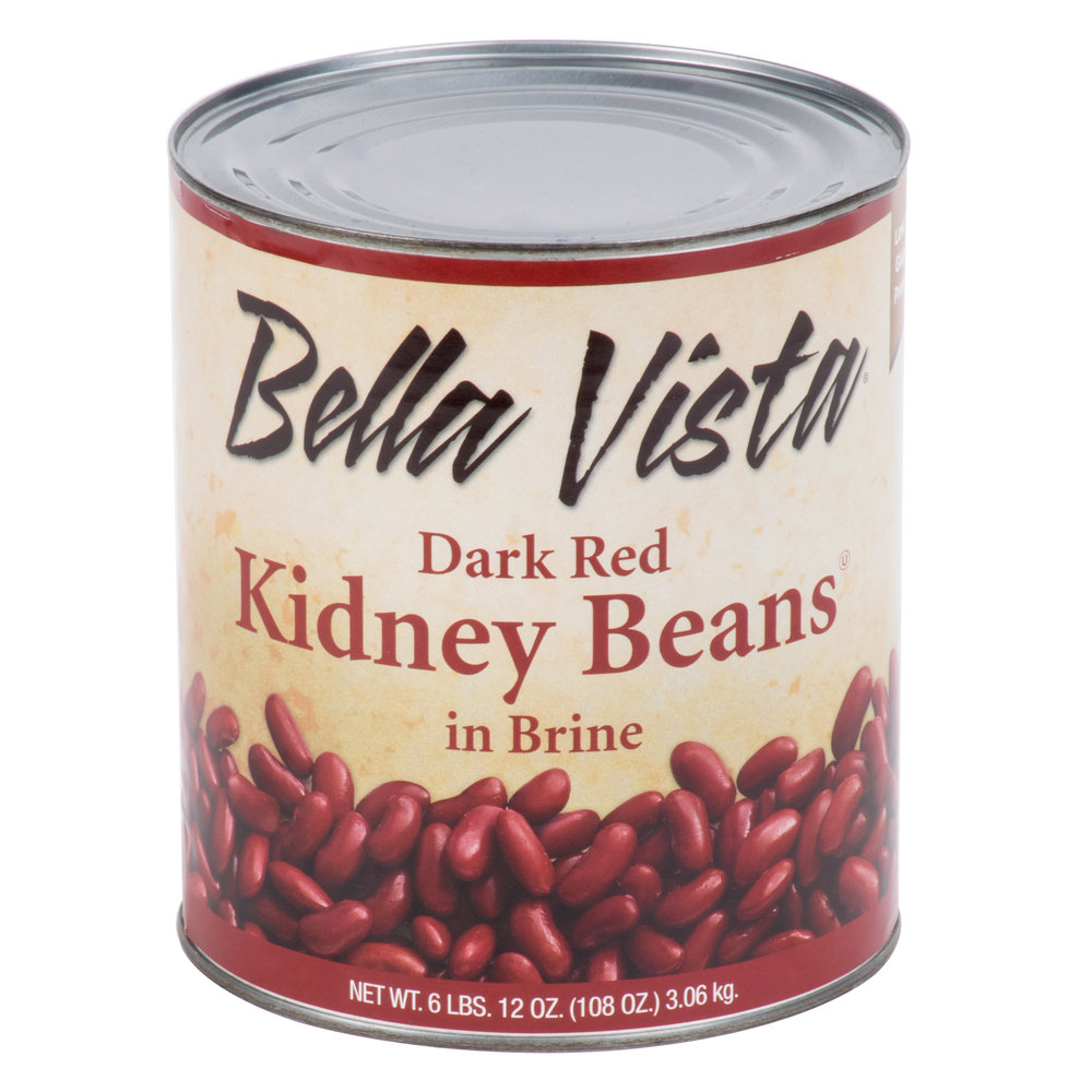 how to cook kidney beans from a can