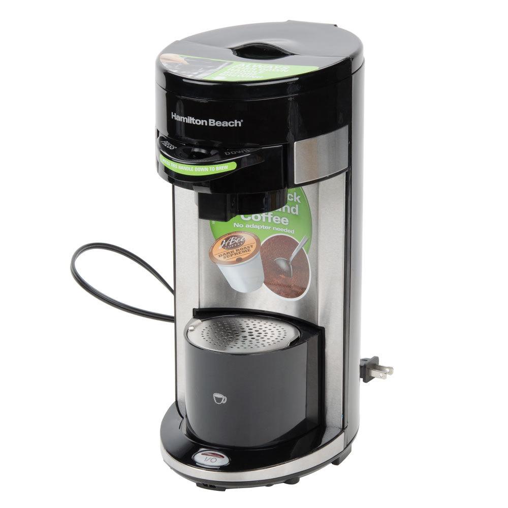 Flexbrew Single Serve Coffee Maker Coffee Drinker
