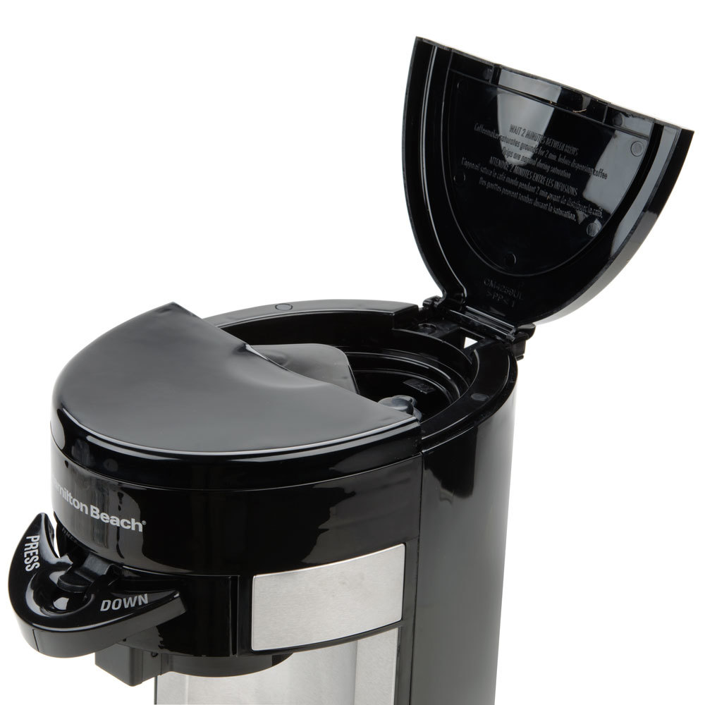 Hamilton Beach 49995 Black FlexBrew Single Serving Coffee