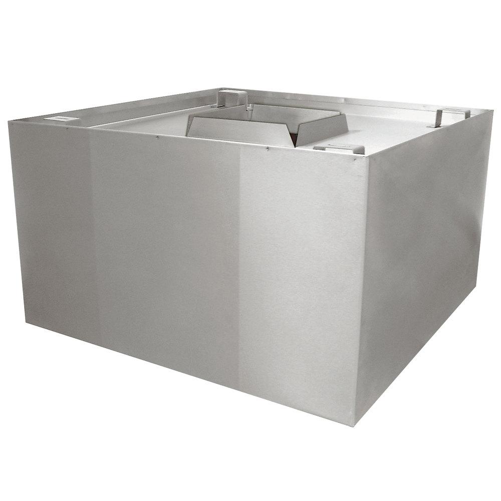 Advance Tabco CH-4242 Condensate Hood - 42 inch x 42 inch x 20 inch  sc 1 st  WebstaurantStore & Condensate Hoods | Commerical Exhaust Hoods | Commercial Kitchen Hoods