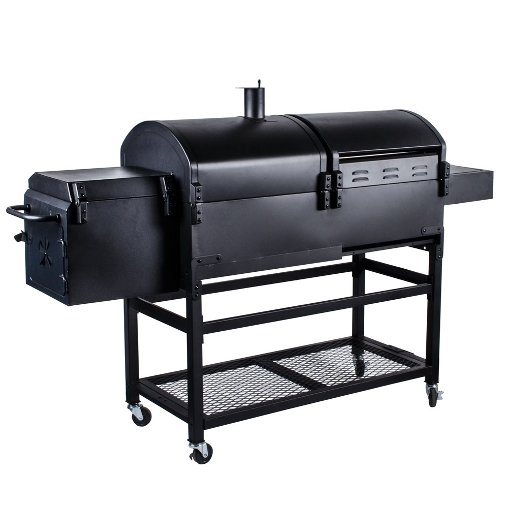 Outdoor Gas Barbecue Grills ~ Backyard pro portable outdoor gas and charcoal grill