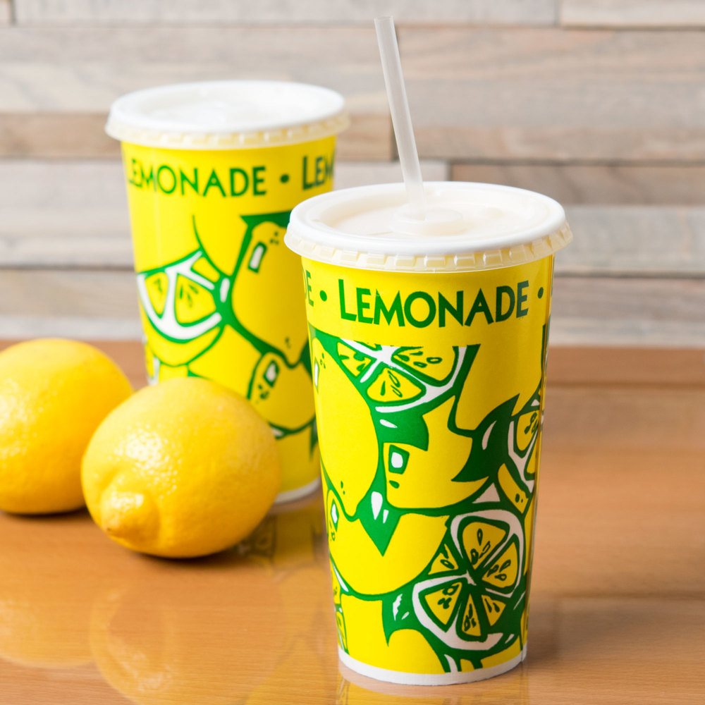how to make a cup of lemonade