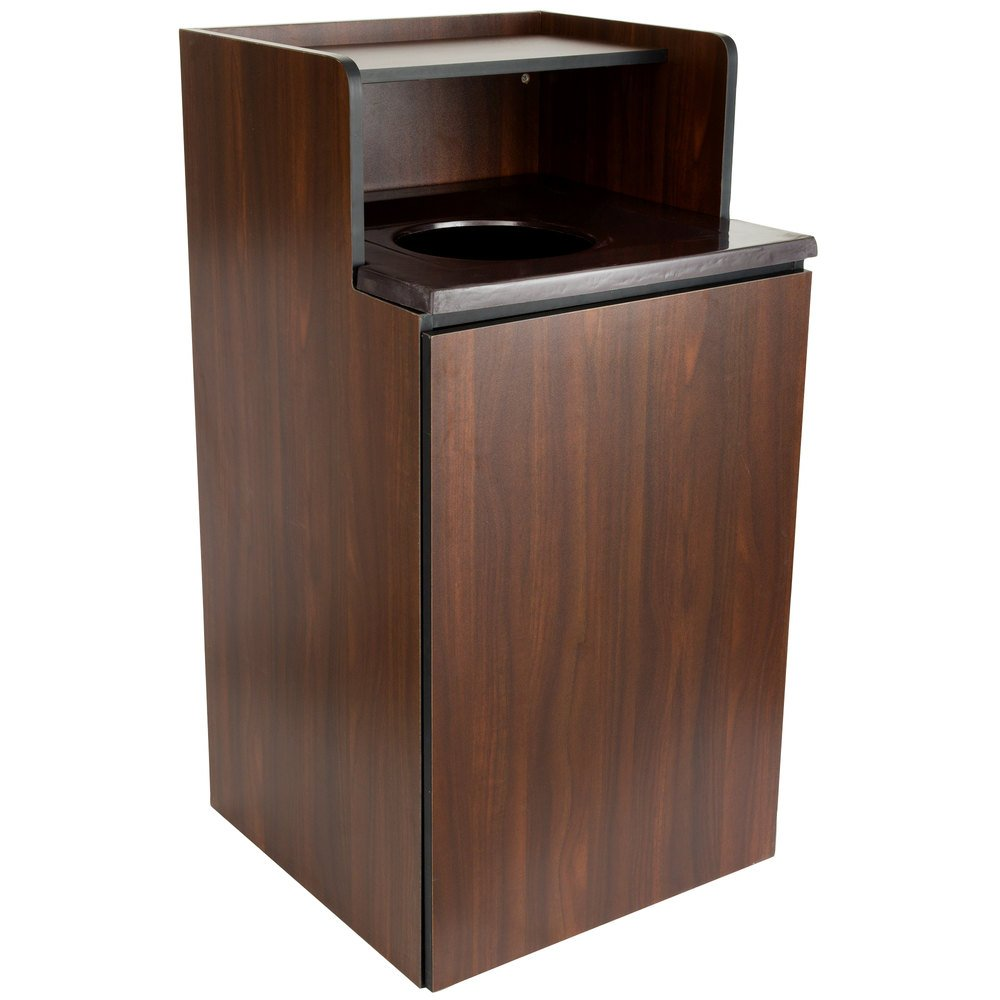 2 further How To Hide Your Trash Can furthermore Rubbermaid  mercial 6145 BEI 18 Gallon Step On Container Beige  p 3065 moreover Totallygreencrafts likewise Stepping Stone Walkway Design Ideas For Your Backyard. on decorative trash can covers