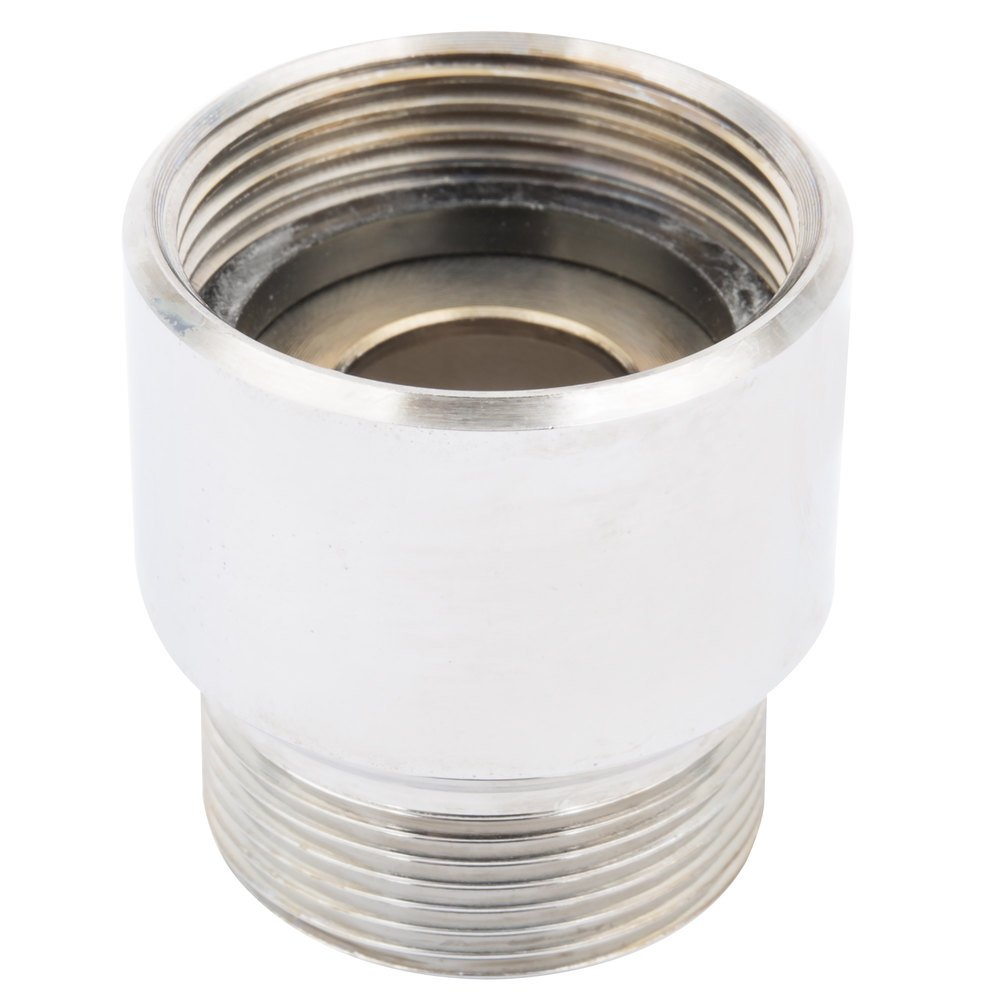 T&S EZ-SWIVEL-CZ Rigid Adapter for Chicago, Zurn, and Qualis Faucet ...