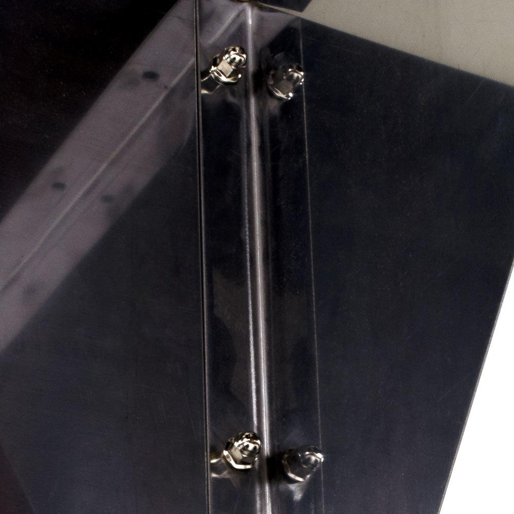 Regency gauge stainless steel quot heavy duty wall