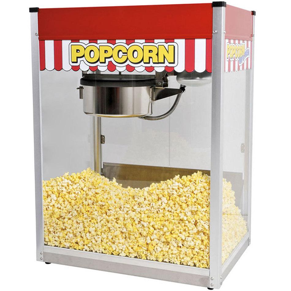 Paragon 1112810 classic pop 14 oz popcorn machine - Machine a pop corn carrefour ...