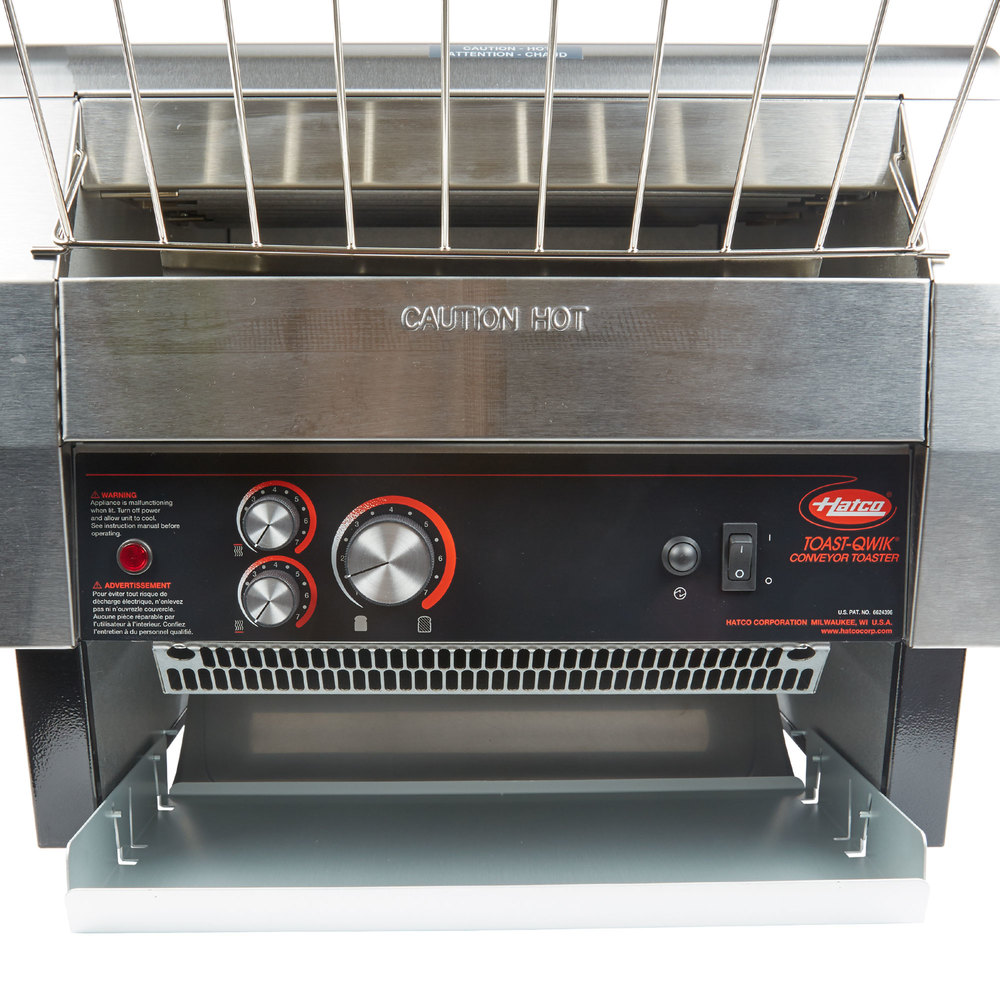 Hatco Tq 1800 Toast Qwik Conveyor Toaster 2 Quot Opening 240v