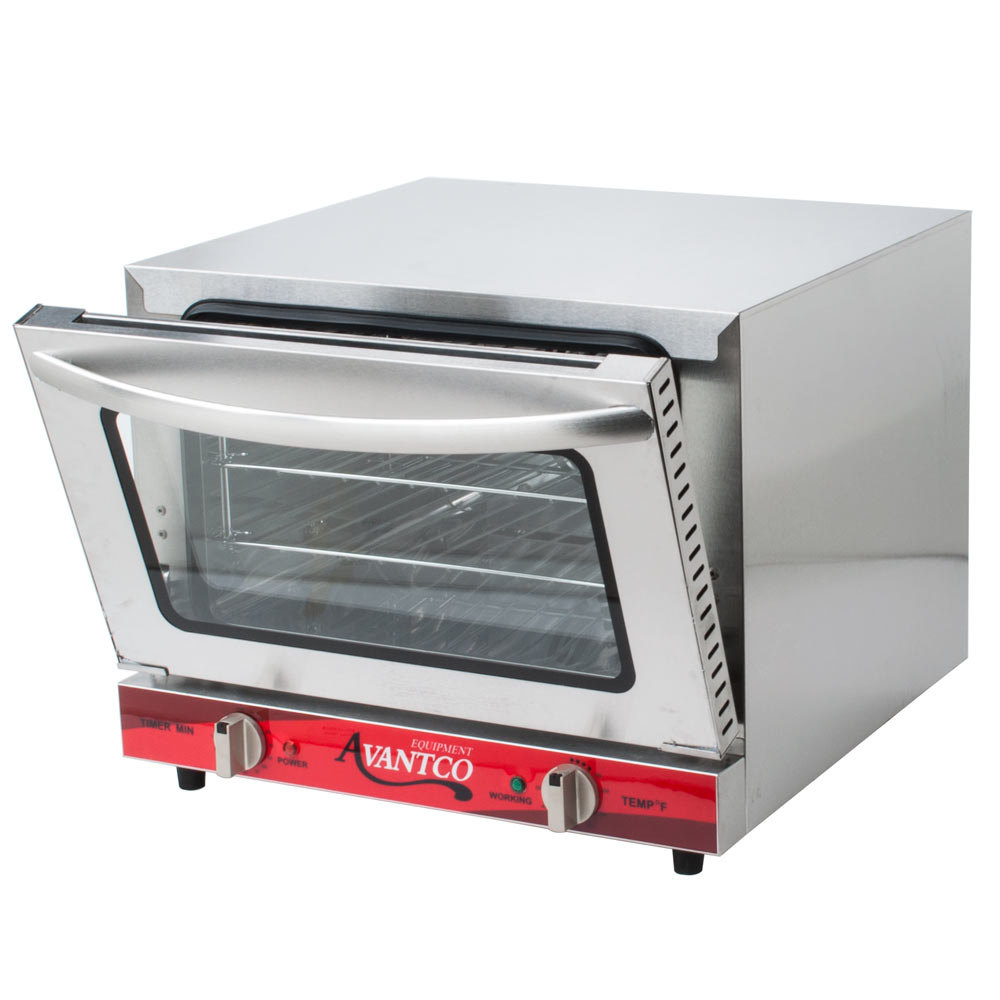 Countertop Oven Size : ... CO-14 Quarter Size Countertop Convection Oven, 0.8 Cu. Ft. - 120V