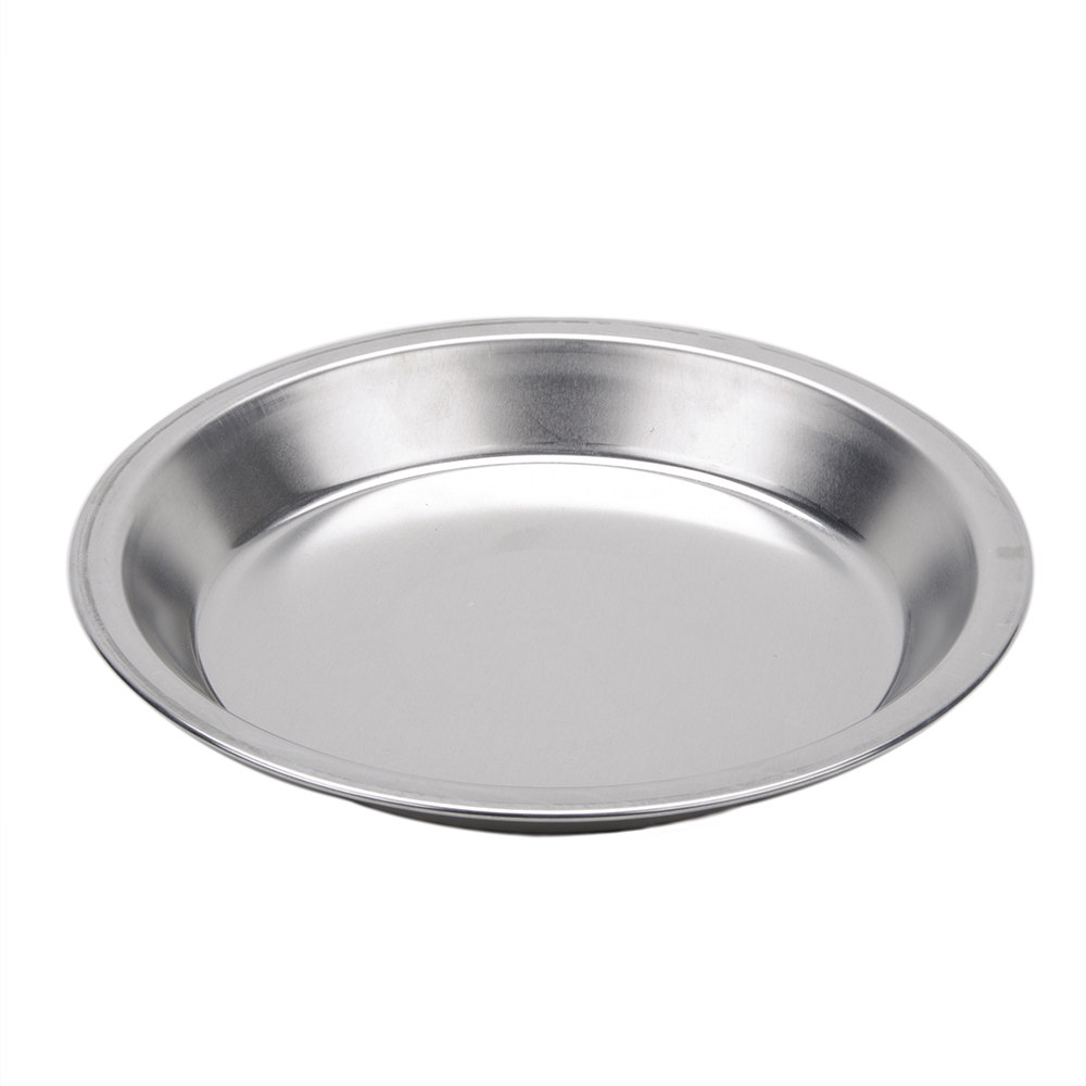 Vollrath 68090 Wear-Ever 11 1/4 inch Natural Finish Aluminum Pie Plate ...  sc 1 st  WebstaurantStore & Pie Pans | Tin Pie Pans | Aluminum Pie Pans