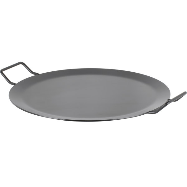 American Metalcraft GS81 Round Wrought Iron Griddle 18 inch