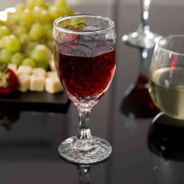 Libbey 3264 Chivalry 8 oz. Wine Glass - 36/Case