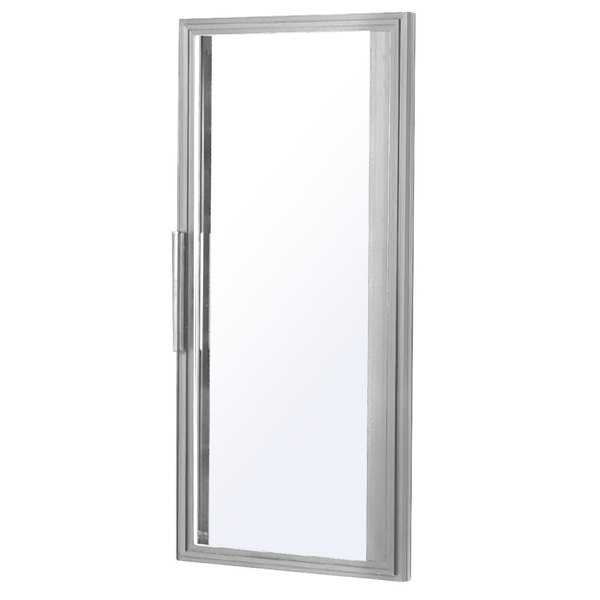 """True 946465 Stainless Steel Right Hinged Door Assembly with 24K Lights - 25 5/8"""" x 54 1/4"""""""