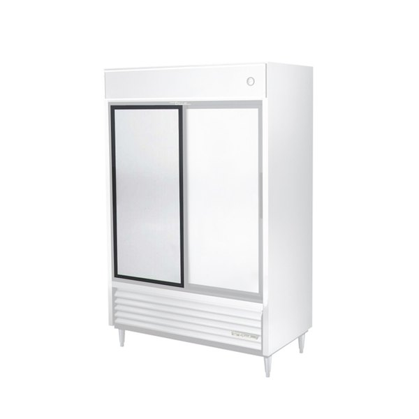 "True 939823 Stainless Steel Left Hand Door Assembly - 25 5/8"" x 52"""