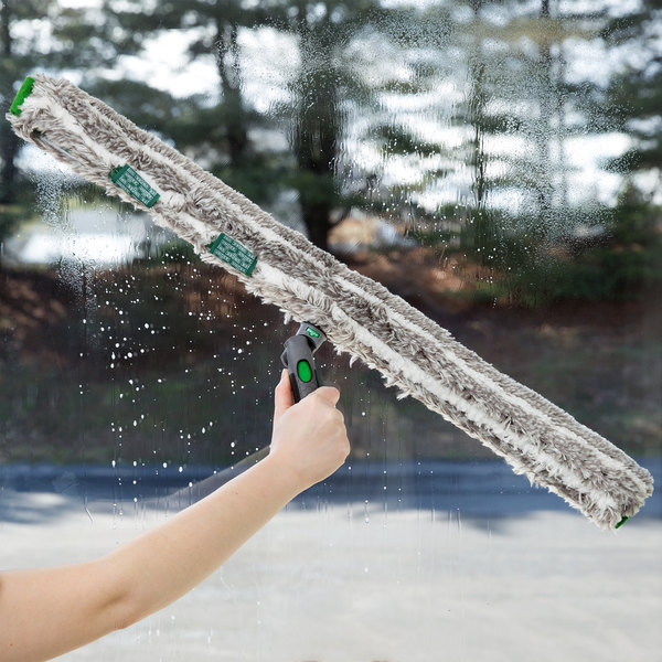 "Unger NI750 ErgoTec 30"" Ninja T-Bar Window Washer Handle"