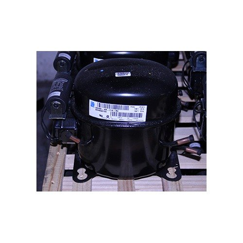True 842086 1/3 hp Compressor with Overload, Relay, and Start Capacitor - 115V, R-134a