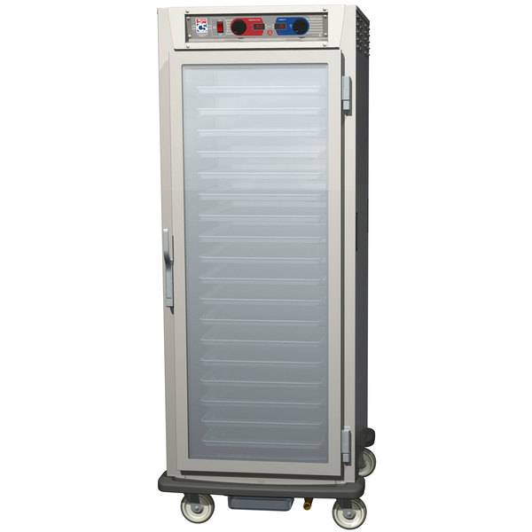 Metro C599-SFC-U Full Size Holding/Proofing Cabinet Clear Door 120V