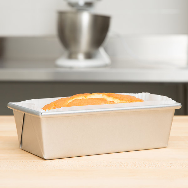 "3/4 lb. Bread Loaf Pan 8"" x 4"""