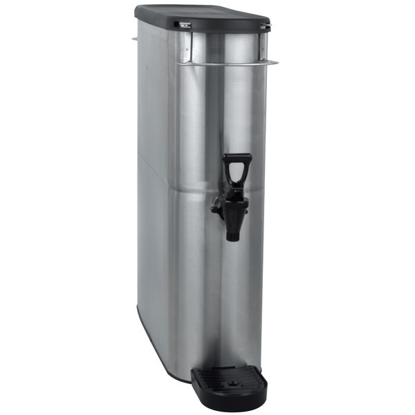 Bunn 39600.0002 TDO-N-4 4 Gallon Narrow Iced Tea Dispenser Main Image 1