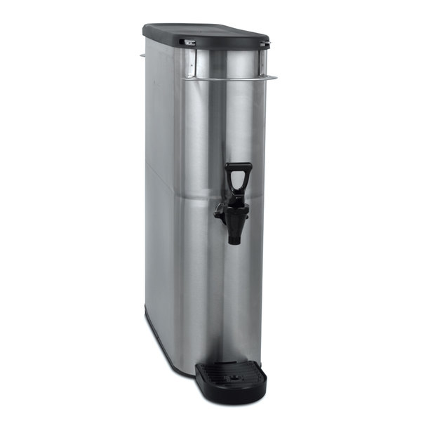 Bunn 39600.0002 TDO-N-4 4 Gallon Narrow Iced Tea Dispenser
