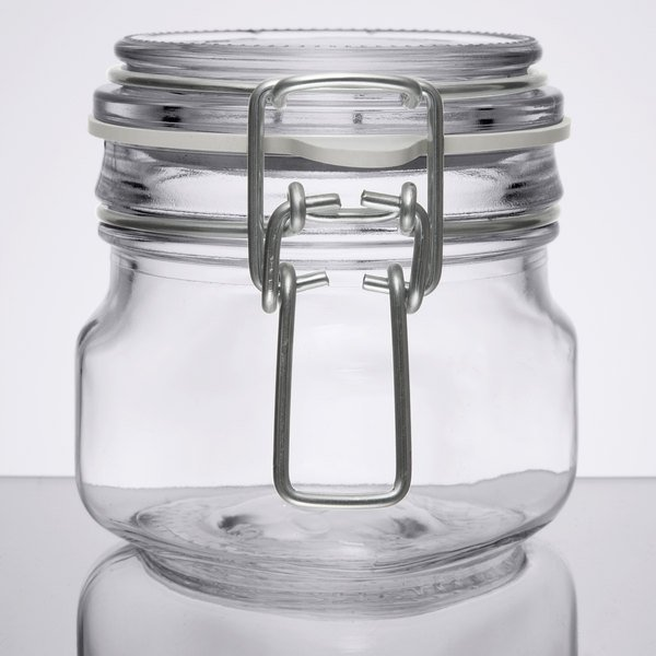 Add A Rustic Feeling To Your Front Of House Display With This Libbey  17207223 6.75 Oz. Garden Jar.