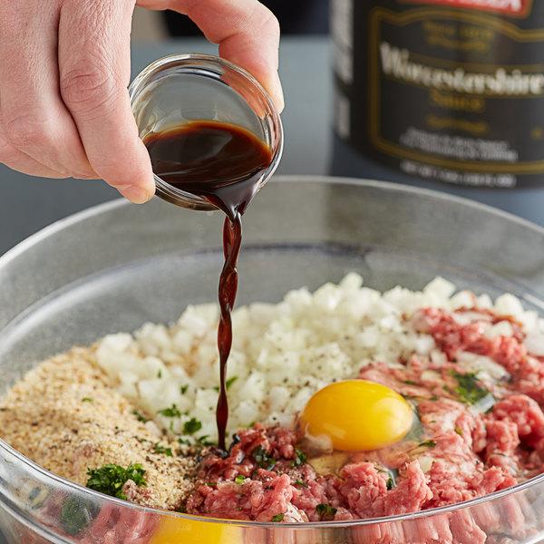 1 Gallon Worcestershire Sauce - 4/Case Main Image 2