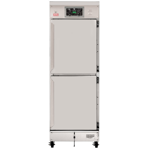 Winston Industries HA4519 CVAP Holding / Proofing Cabinet with Fan - 120V, 19 Cu. Ft.