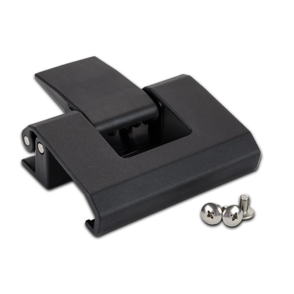 Cambro 60212 Replacement Nylon Latch Kit for ICS100L, UPC100, UPC101, UPC140, UPC160, and UPC180