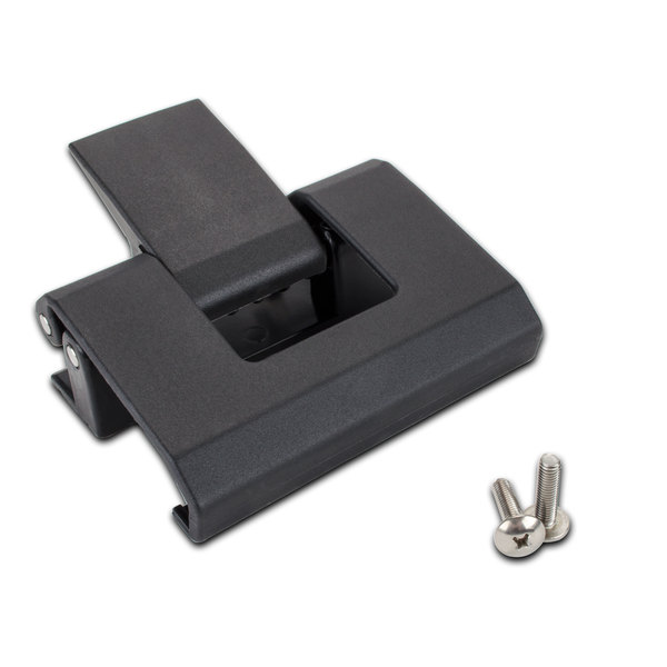 """Cambro 60280 4"""" Replacement Nylon Latch Kit for UPCS140, UPCS160, and UPCS180 - Pre 12/03 Models"""