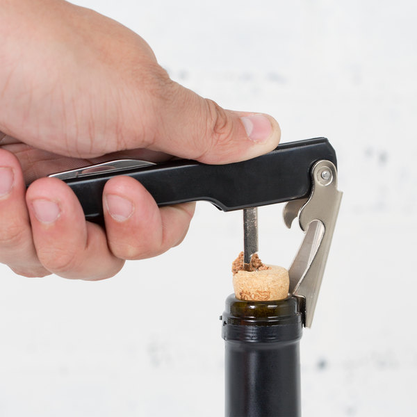 All-in-One Waiter Corkscrew and Bottle Opener