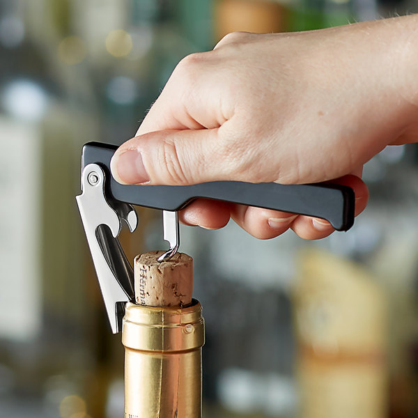 All-in-One Waiter Corkscrew and Bottle Opener Main Image 2