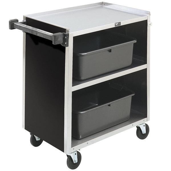 "Vollrath 97181 3 Shelf Bussing Cart - 31"" x 18"" x 34"""
