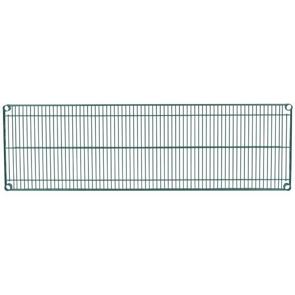 "Metro 1460NK3 Super Erecta Metroseal 3 Wire Shelf - 14"" x 60"" Main Image 1"