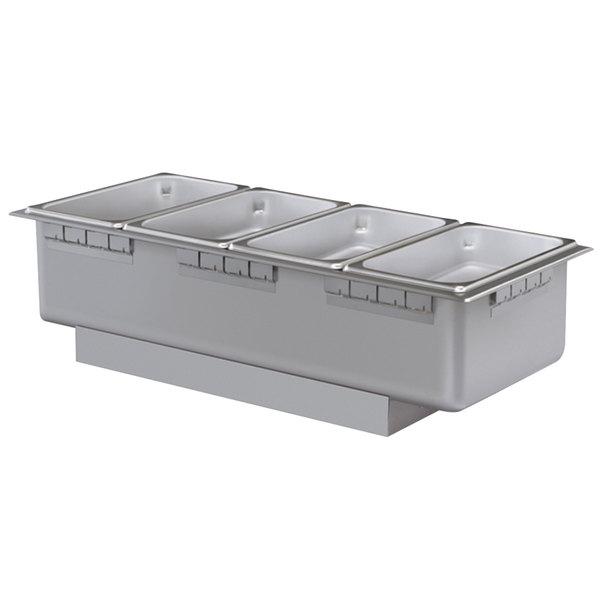 Hatco HWBHI-43 4/3 Size Rectangular Insulated Drop In Hot Food Well - 240V, 1650W