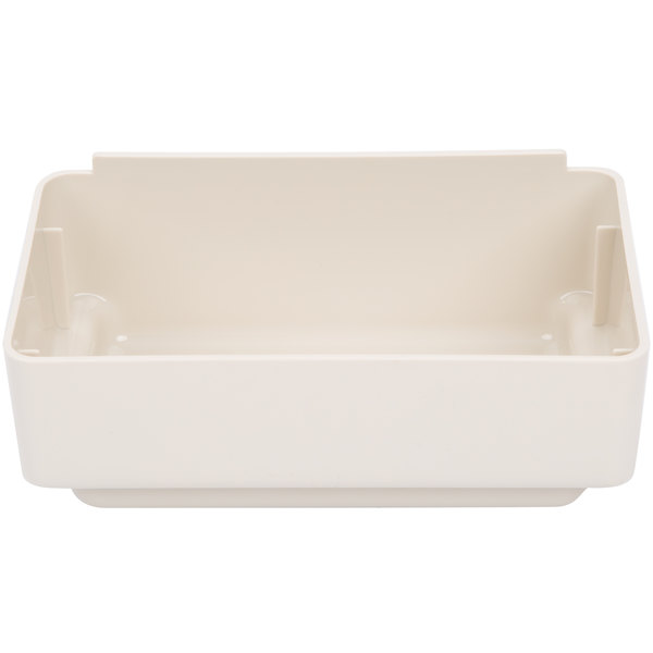 Crathco 2231 Plastic Refrigerated Beverage Dispenser Drip Tray