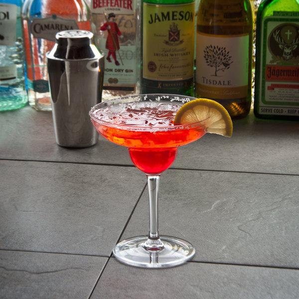 Thunder Group PLTHMR011C 11 oz. Plastic Margarita Glass