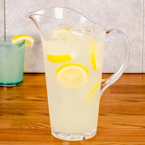 51 oz. Polycarbonate Water Pitcher