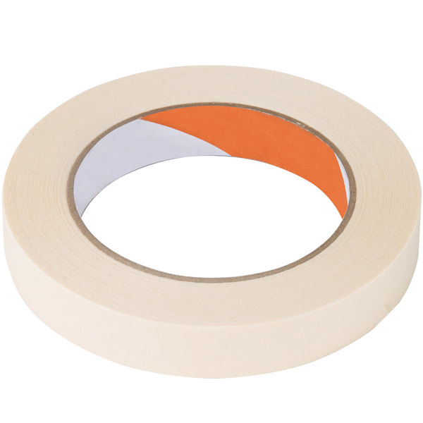 "3/4"" Masking Tape Roll, 60 Yards"