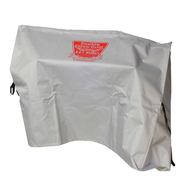 """R & V Works 30"""" and 40"""" Canvas Grill Cover Main Image 1"""
