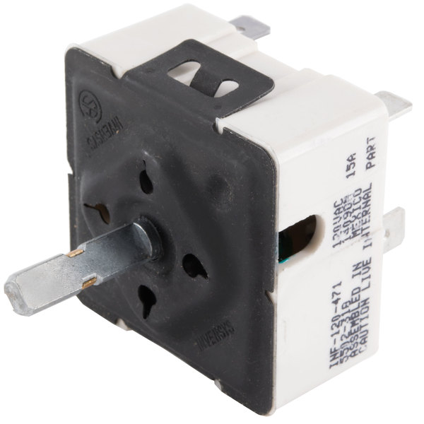 APW Wyott 69102 Equivalent Infinite Heat Switch - 120V