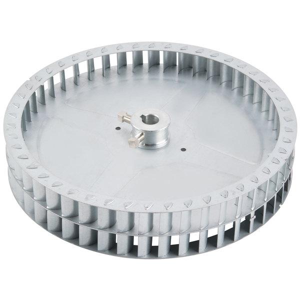 "10 3/4"" x 2 1/8"" Blower Wheel, Counterclockwise Main Image 1"