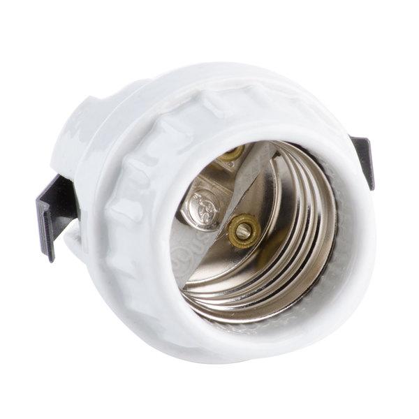 FMP 253-1248 Porcelain Screw In Bulb Socket Main Image 1
