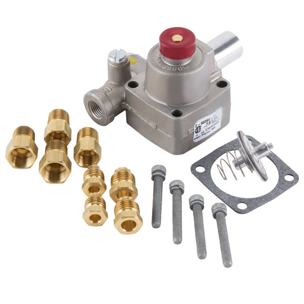 """Vulcan 714202 Equivalent Type """"J"""" TS Safety Magnet Head Kit; Natural Gas and Liquid Propane; 1/8"""" Pilot In / Out Main Image 1"""